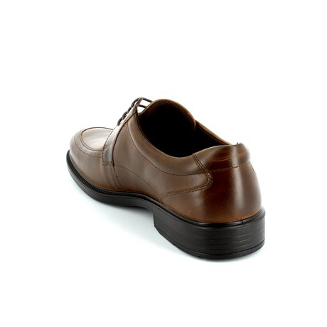 ECCO Ingle Curved 610604-01482 Brown casual shoes