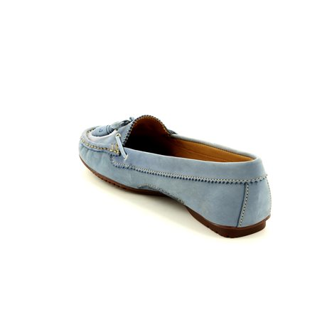 Ambition Antoni 25683-70 Denim blue loafers