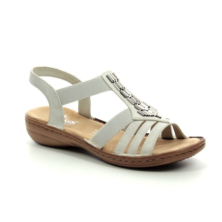 023fdd6543c7 Rieker Sandals - Off white - 60800-80 REGICHIME ...