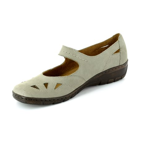 Ara 2258469-12 Taupe comfort shoes