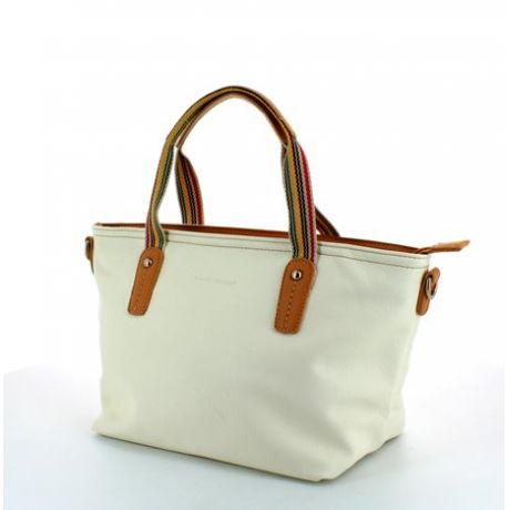 David Jones Fabho 3824-06 White Bags & Leathergoods
