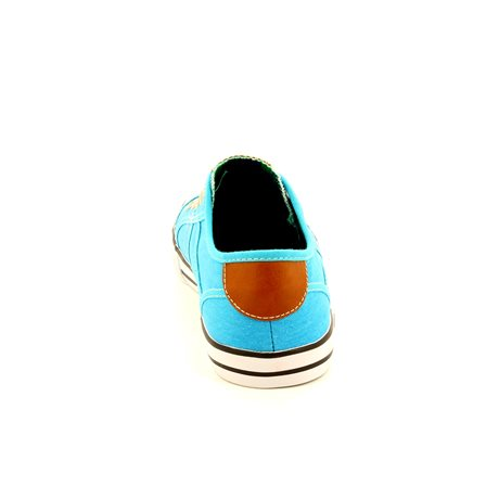 Marco Tozzi Ankertang 23629-856 Turquoise trainers