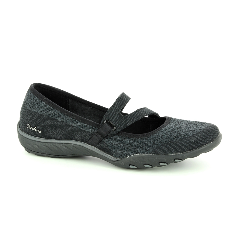 Scetchers Lucky Lady Shoes Black