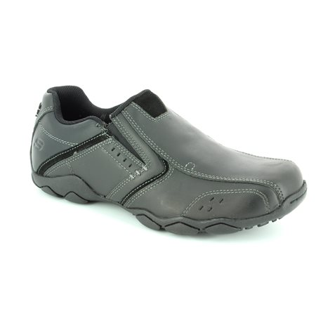 Skechers Diameter Valen 64680 BBK Black casual shoes
