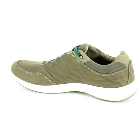 ECCO Exceed Yak 870004-02543 Khaki casual shoes