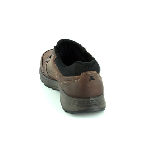 ECCO M Light Gore 836004-59477 Brown casual shoes
