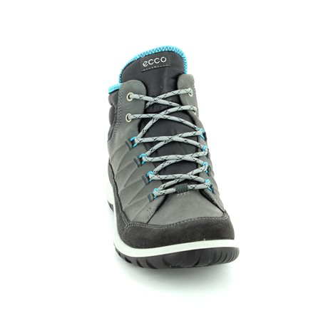 ECCO Aspina Hi Gore 838513-57066 Grey muti walking boot