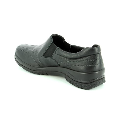 Alpina 4184-H Black comfort shoes