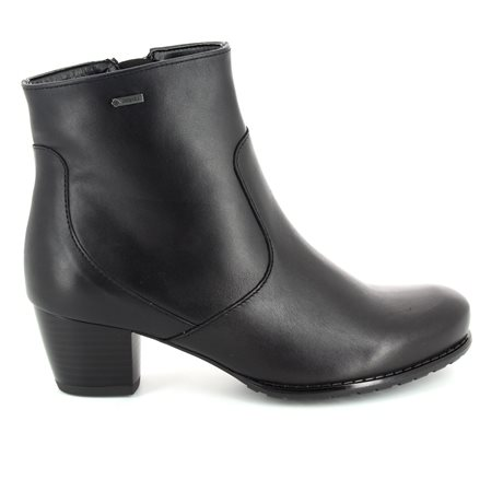 Ara 1246927-01 Black ankle boots