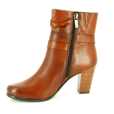 Marco Tozzi Morico 25004-410 Tan ankle boots