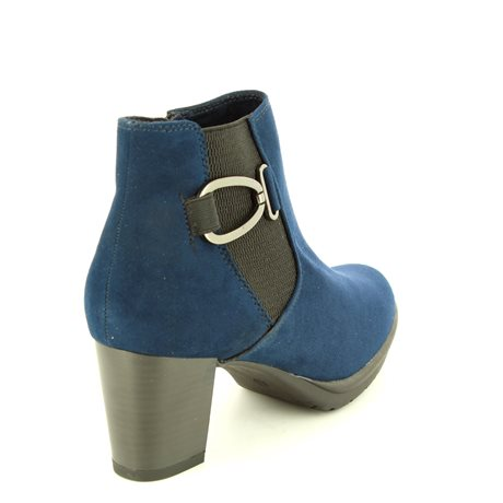 Marco Tozzi Aceri 25340-805 Navy ankle boots