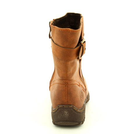 Marco Tozzi Niva 62 25474-410 Tan ankle boots