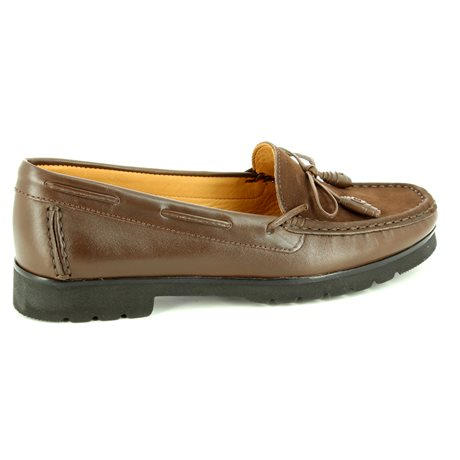 Ambition Corvette 29113-20 Brown loafers