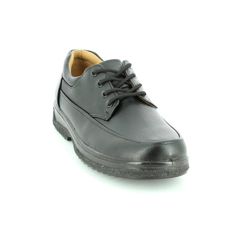 Antonio Dolfi Lace 320404-80 Black casual shoes