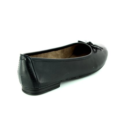 Jana Panama 22163-001 Black pumps