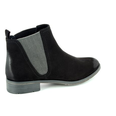 Marco Tozzi Rapalli 62 25321-001 Black ankle boots