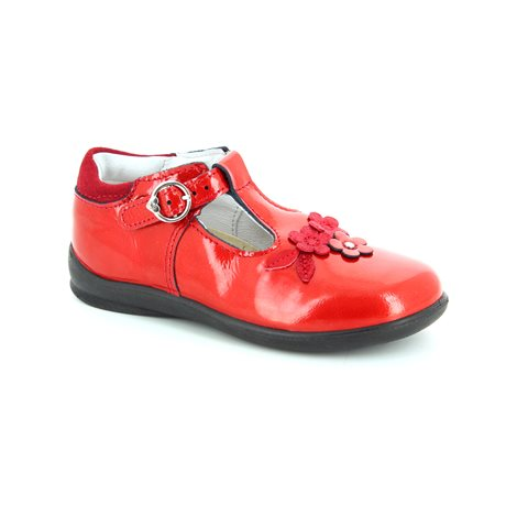 Ricosta Winsy 21210-350 Red patent first shoes