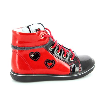 Ricosta Chilbie 25217-357 Red multi first shoes