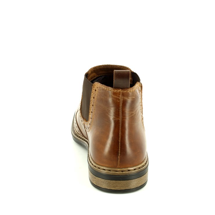 Rieker 37681-25 Brown boots