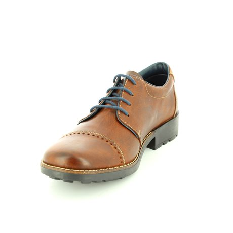 Rieker 16002-26 Brown casual shoes