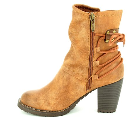 Tamaris 25359-311 Tan ankle boots