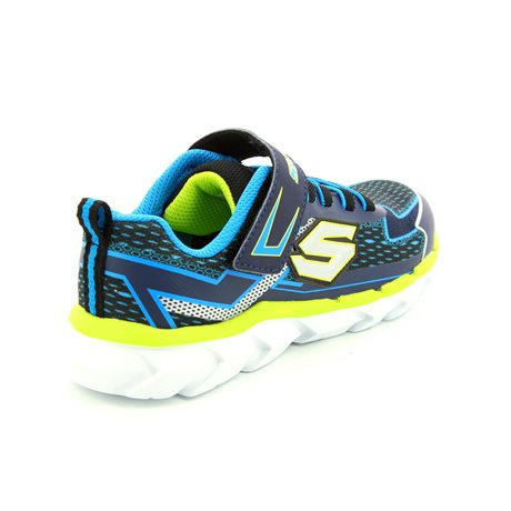 Skechers Assemblers 95390 NVY Navy everyday shoes