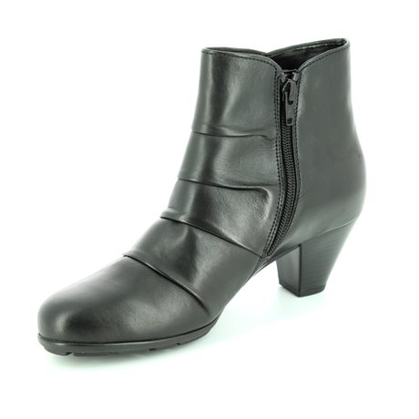 Gabor Spiritual 55.647.27 Black ankle boots
