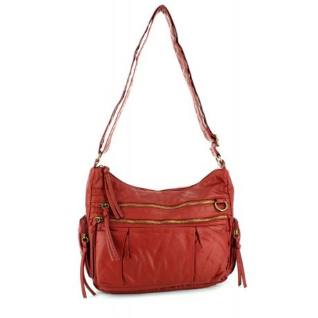 JEWN Ghn 5393 5393-08 Dark Red handbag
