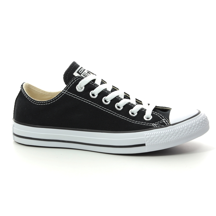Converse M9166C All Star OX Classic Black Trainers