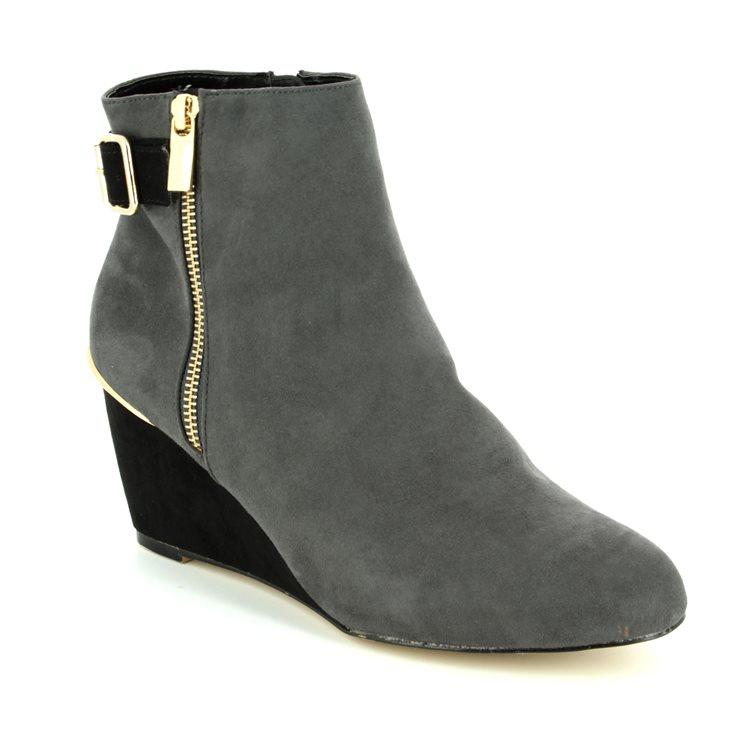 abc8e7829ec Lotus Ankle Boots - Grey multi - 40379 00 CASSIA ...