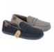 Begg Shoes Slippers - Grey - 8677/00 NEW HAMPSHIRE