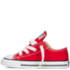 Converse Girls Trainers & Canvas - Red - 3J236C/600 JNR ALLSTAR OX