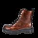 Bugatti Biker Boots - Bronze patent - 431A4P30/6300 NERIA  BIG ZIP
