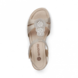 Remonte Comfortable Sandals - Gold - R3641-90 ODEY