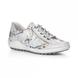 Remonte Lacing Shoes - Floral print - R1402-90 ZIGZIP 81
