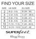 Superfeet Insoles Insoles - Black orange - FLEX Medium Volume Insoles