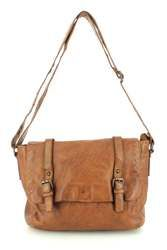 Gianni Conti Handbags - Tan - 4203350/11 COMO SATCHEL 2