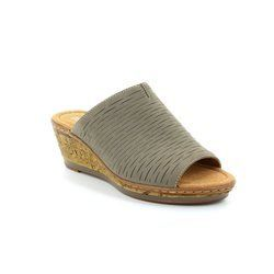 Ara Sandals - Dark taupe - 2256717/06 RIMINI