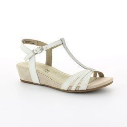 Tamaris Sandals - White - 28202/100 EMILY