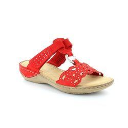 Marco Tozzi Sandals - Red - 27401/533 TANGOVEL