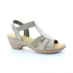 Marco Tozzi Sandals - Taupe - 28801/341 MORFON