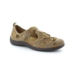 Earth Spirit Everyday Shoes - Brown - 00195/03 WICHITA