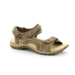 Earth Spirit Sandals - Brown - 00196/40 ARLINGTON