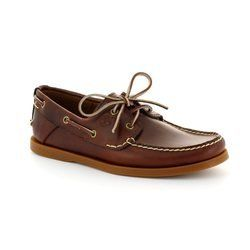 Timberland Shoes - Brown - 6363R/20 TWO EYE BOAT