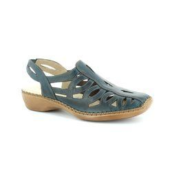 Remonte Everyday Shoes - Navy - D1639-14 DORISA