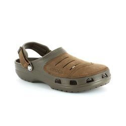 Crocs Mixed Gender - Chocolate brown - 10123/280 YUKON