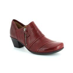 Gabor Heeled Shoes - Wine - 34.493.55 ROOST