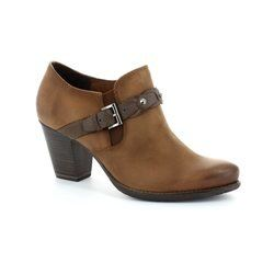 Tamaris Heeled Shoes - Brown multi - 24409/306 PEANO  52