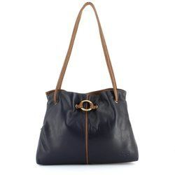 Gigi Bags Handbags - Navy/tan - 4323/70 OTHTT 4323