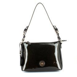 Exclusive to Begg Shoes Handbags - Black patent - 2163/24 RODOS